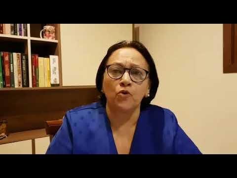 Governadora Fátima anuncia flexibilização do comércio e das atividades econômicas a partir da quarta-feira