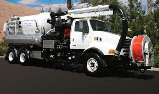 Servicing Vactor Truck Parts and How to Resolve Them