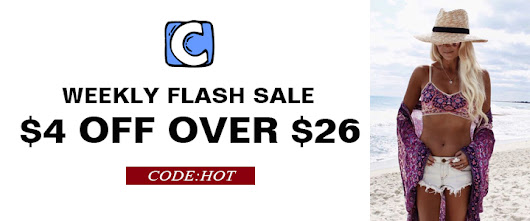 Weekly Flash Sale!