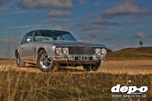 The First Jensen Interceptor