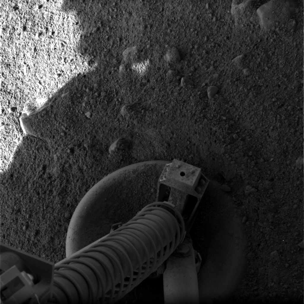 Phoenix ya está en Marte