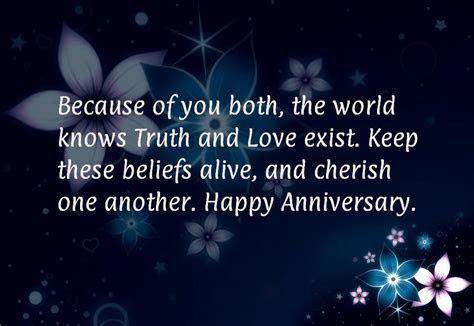 Wedding Anniversary Wishes Sms