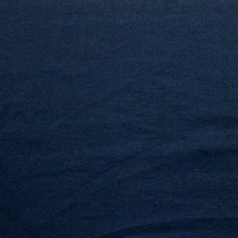 deep navy blue solid ponte de roma fabric uxui designer