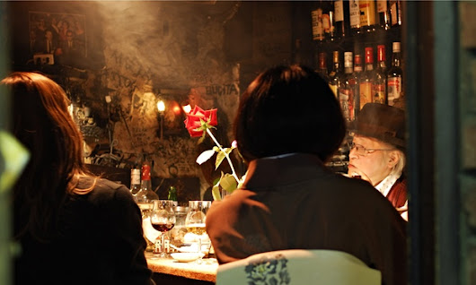 Filmmaker Mark James on Golden Gai, Tokyo | Travel | The Guardian