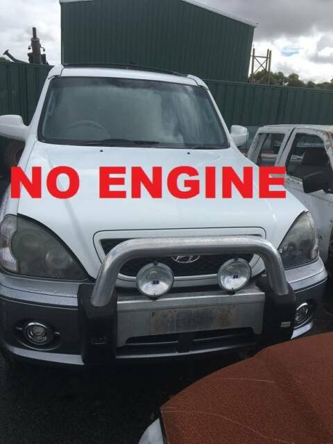 Wrecking 2004 Hyundai Terracan 2967 | Wrecking | Gumtree Australia Rockingham Area - East Rockingham | 1142848630