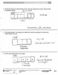 3rd Grade Tape Diagram