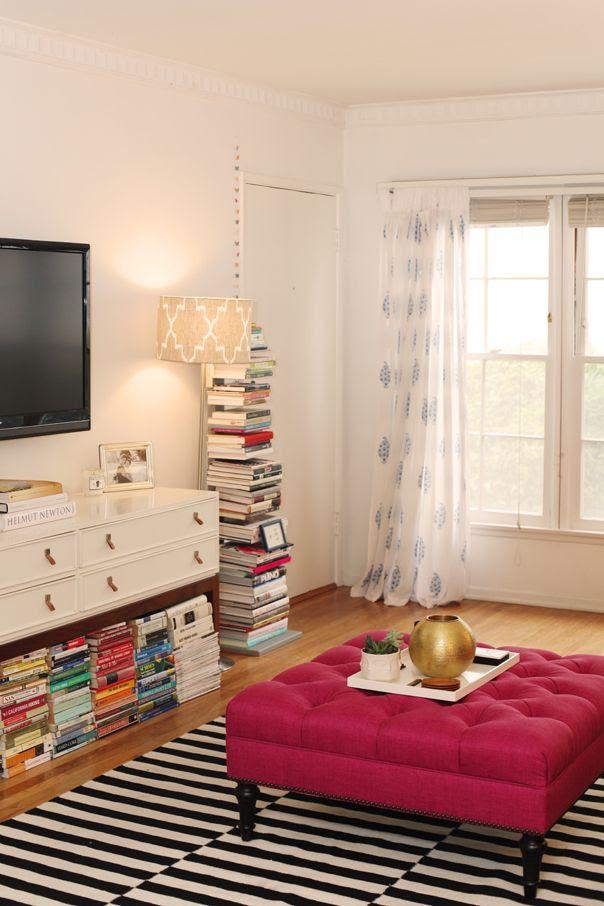 Ariel Gordon's Stylish Los Angeles Home & Office | theglitterguide.com