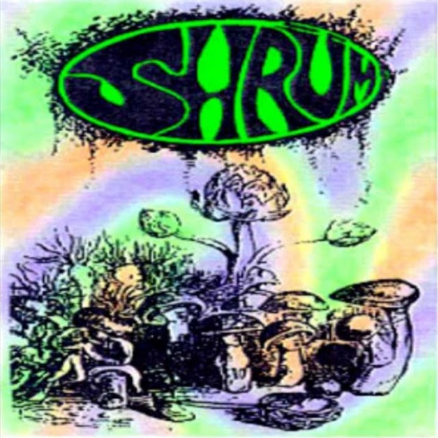 Shrum - Red Devils & Purple Ringers Album Cover