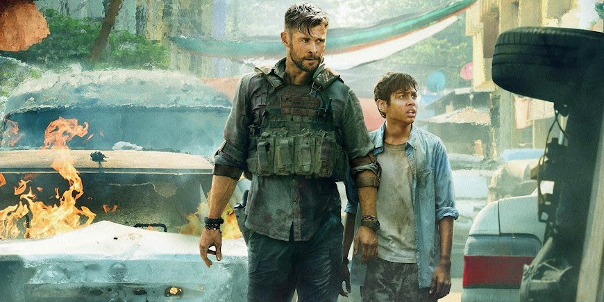 Extraction (2020) Movie English Full Movie Watch Online Free