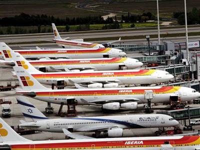 El ERE de Iberia afecta a 4.500 empleados.
