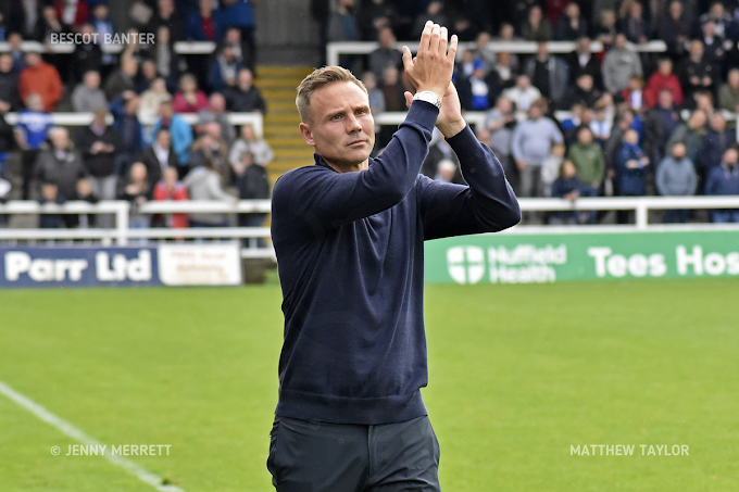 """Matthew Taylor: """"We Have a Good Group of Players"""""""