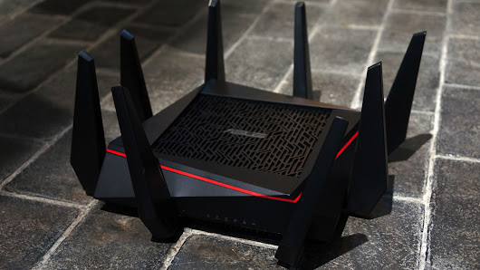 This router will be the last thing you see before the internet consumes you