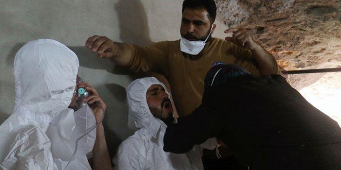 La Russia chiede all'Opac di spiegare come hanno fatto i Caschi Bianchi a non avvelenarsi con il gas sarin in Siria