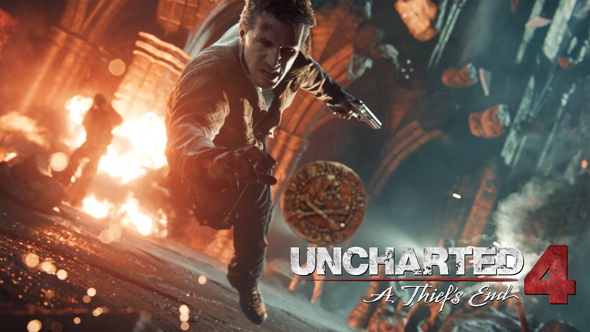 Uncharted 4 מוביל את טבלת המכירות בבריטניה