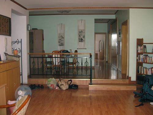 Living room / dining room 2009