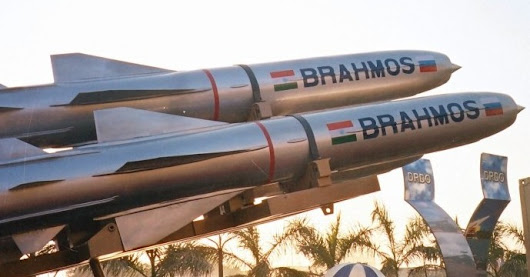 India successfully test-fires BrahMos supersonic cruise - Hindu Janajagruti Samiti