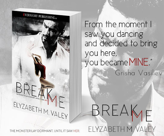 Break Me. | Lee Piper Author