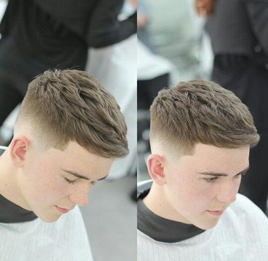 Style Fesyen Rambut Lelaki Pendek
