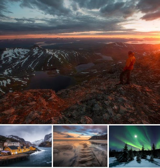 Incredible Norwegian Landscapes