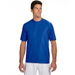 A4 Men's Cooling Performance T-Shirt - N3142 - Royal