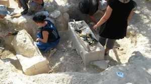 Δεύτερος μινωικός τάφος στον Δήμο Μαλεβιζίου