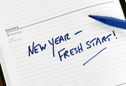 Flock – The Marketing Integration Company —  Five Marketing Transformation New Year's Resolutions