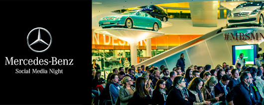 66. Mercedes-Benz Social Media Night - Social Media Club Stuttgart