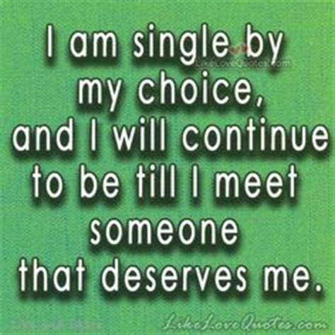 I Am Single Again Quotes