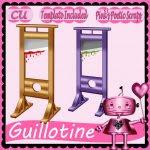 Guillotine Script