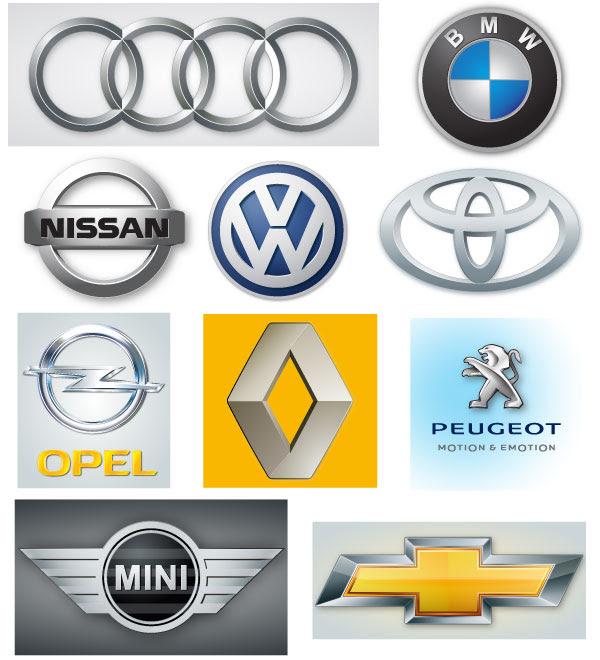 Vector Automobile Logos | Download Free Vector Art | Free ...