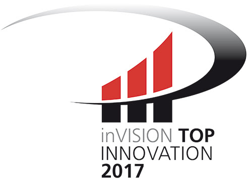 inVISION Top Innovation 2017 ausgezeichnet - inVISION | Machine Vision - Identification - Imaging
