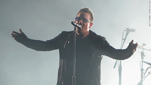 U2's Bono suffered extensive injuries, had hours of surgery after bicycle crash