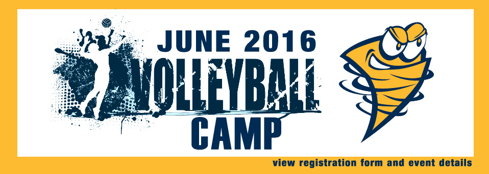 2016 Volleyball Camp