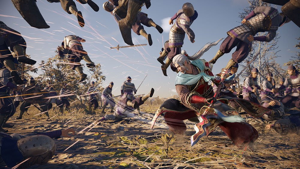 Dynasty Warriors 9 is heading West on PC, PS4 and Xbox One screenshot