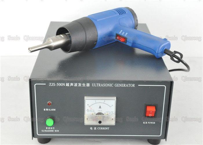 800w Hand Held Ultrasonic Plastic Welding Machine With Analog Generator 220v Or 110v