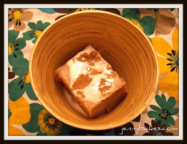 Po'e - Tahitian Fruit Pudding
