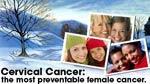 cervical cancer e-card