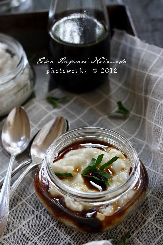 (Homemade) - Indonesian Rice Pudding / Bubur Sumsum