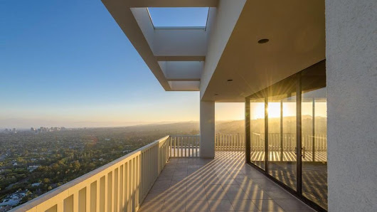 Unfinished 'Mansion in the Sky' in L.A. for $48.8M Is the Week's Most Expensive Listing