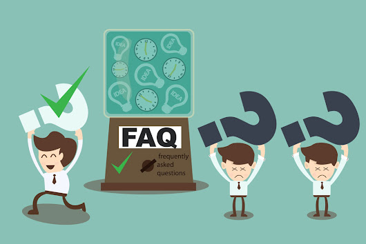 Frequently Asked Questions about dental practice marketing