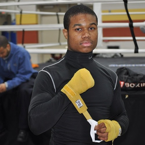 Stiff Jab 2013 Amateur Boxer of the Year: Kareem Martin