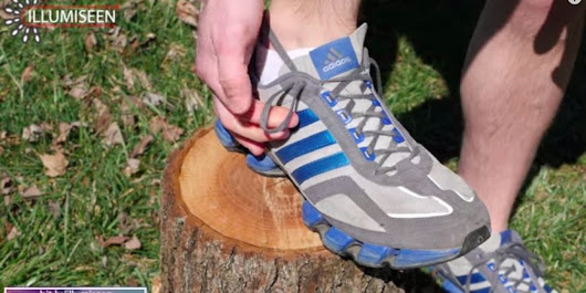 Those Mysterious Extra Shoelace Holes On Your Sneakers Actually Serve A Brilliant Purpose
