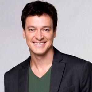 Rodrigo Faro, apresentador de O Melhor do Brasil, da Record
