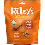 Rileys Organics Dog Treats, Sweet Potato Recipe, Small Bone - 5 oz