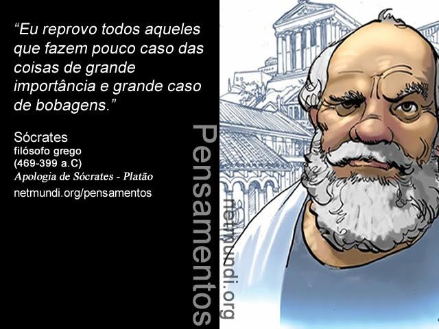 Frases De Sócrates Um Grande Pensador Mensagens Cultura Mix