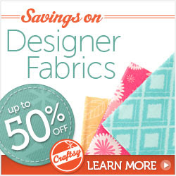 Daily Quilting Deals at Craftsy.com