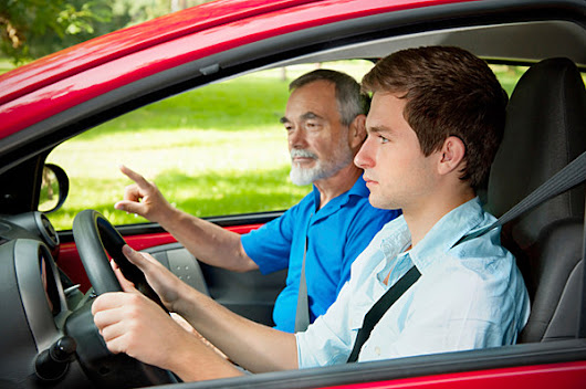 What parents can do to turn their teens into safer drivers