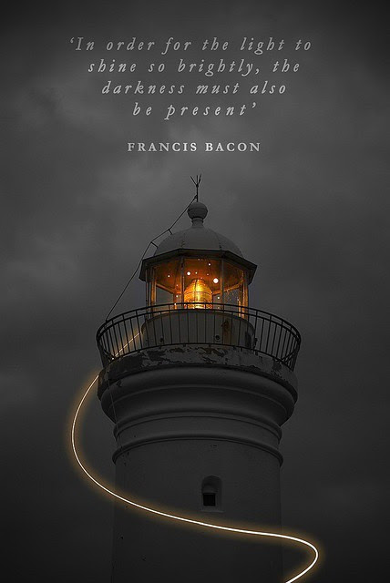 Lighthouses - let your light shine - Divinity Lane