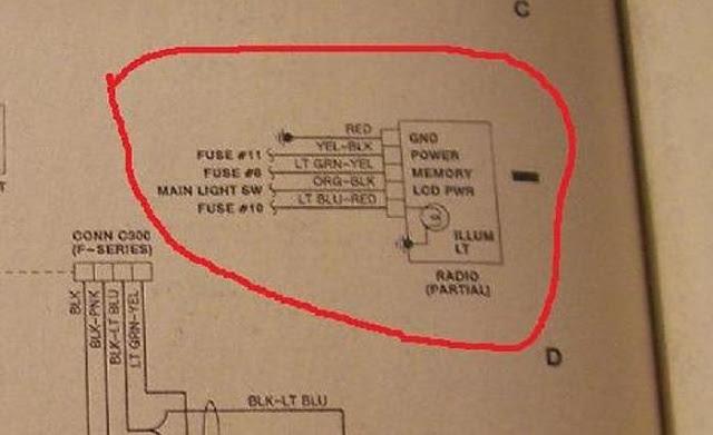 1991 f150 wiring diagram image 7
