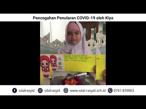 Pencegahan Penularan COVID 19 oleh Kiya